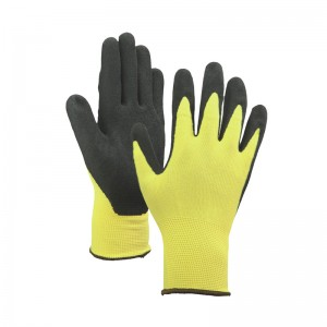 2019 China New Design Nitrile Garden Gloves -