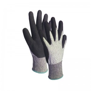 Factory Cheap Hot Level 5 Cut Resistant Gloves -
