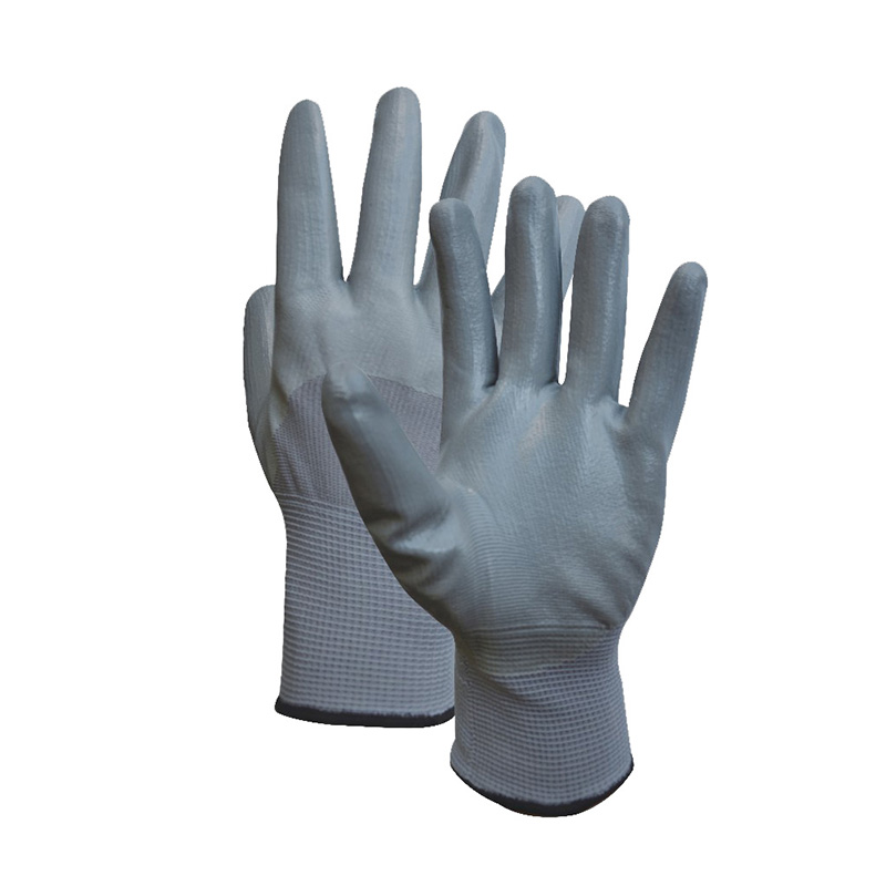 Manufacturer for Nitrile Coated Gloves -