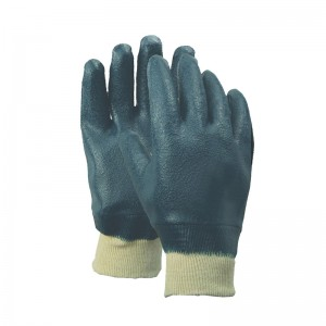 Excellent quality Nitrile Working Gloves -