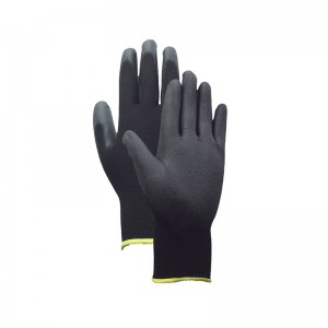 Low price for Pu Palm Coated Safety Gloves -