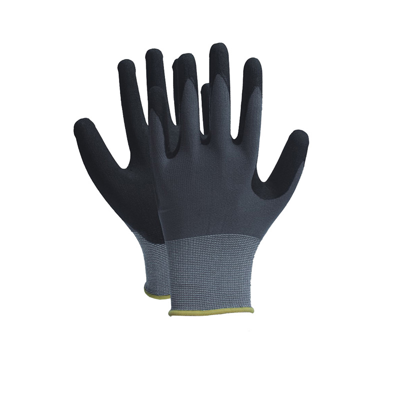 Factory Cheap Hot Coated Pu Gloves -