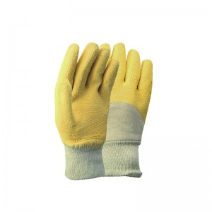 Best quality green Latex Gloves -
