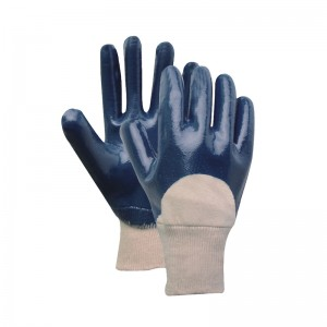 Wholesale Price China Nitrile Coated Work Gloves -