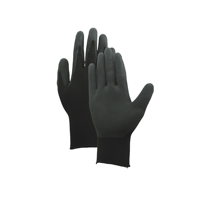 Factory Supply Gray Latex Gloves -