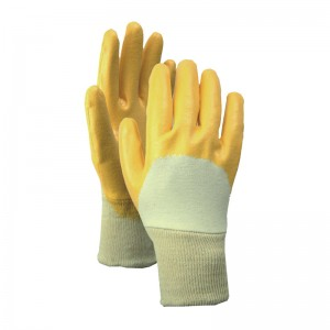 New Arrival China Nitrile Latex Gloves -