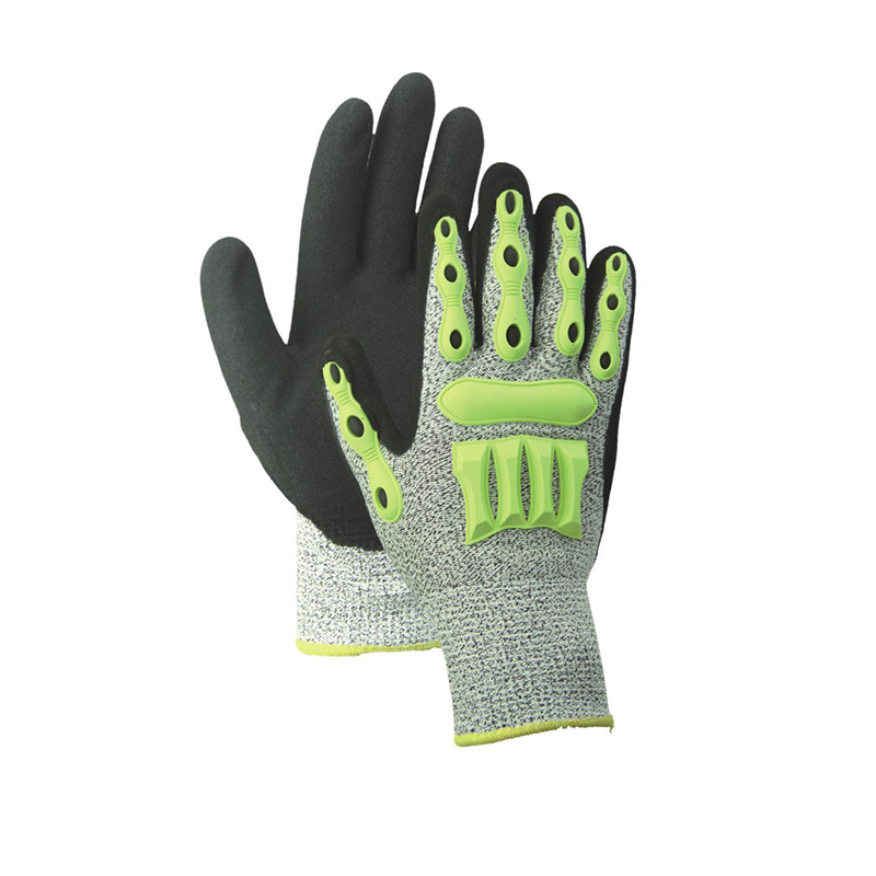 Professional China Anti Impact Gloves -