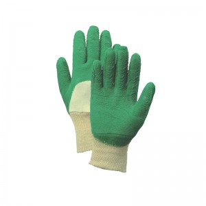New Arrival China Blue Latex Gloves -