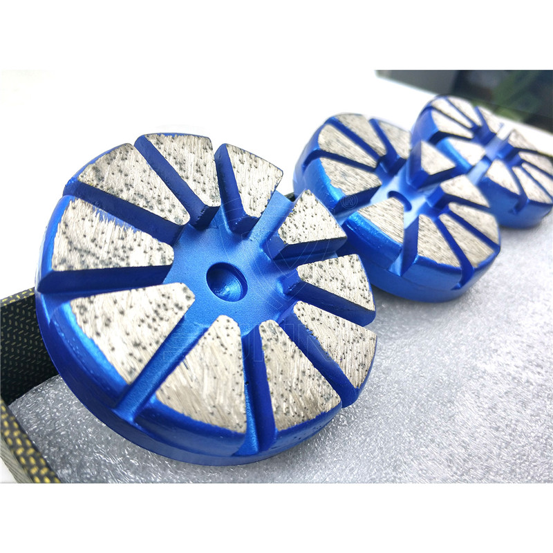 Wholesale Angle Grinder Diamond Polishing Pads -