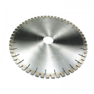 400mm U Shape Segment Granite Cutting Blade With Best Prices