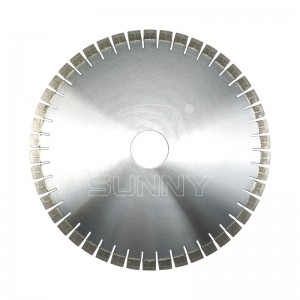 The Best T Segmented Type Diamond Blade For Cutting Granite