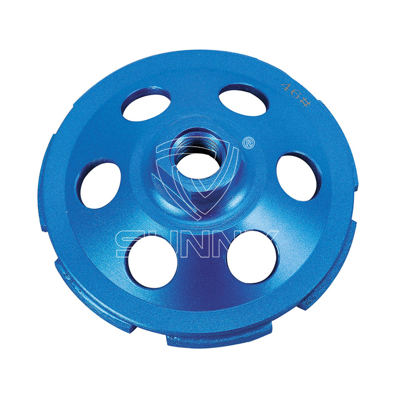 Online Exporter Pcd Cup Wheel -