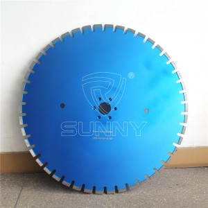 800mm Best Diamond Saw Blade For Cutting Granite Stones
