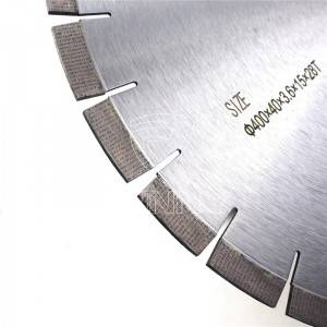 400mm Arix Diamond Blades For Cutting Granite