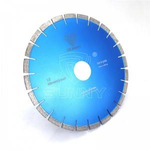 14 Inch Silent Diamond Saw Blade For Cutting Granite