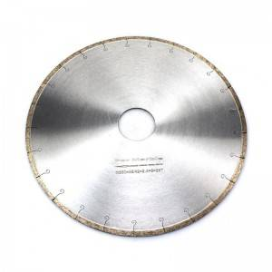 14 Inch Super Thin Diamond Blade Saw Blade For Cutting Marble