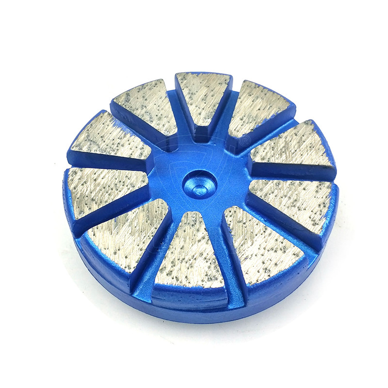Redi Lock Type Husqvarna Diamond Grinding Puck With Round Edge Featured Image