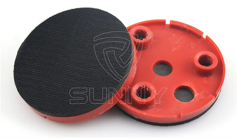 back pad for 100mm Klindex grinding pads