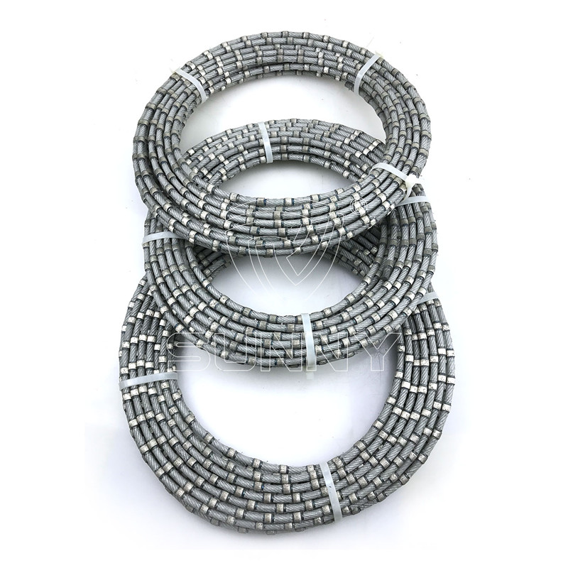 Top Suppliers Diamond Wire Cutting Steel -