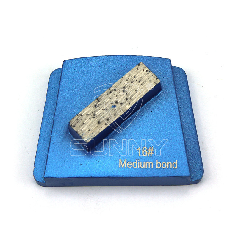 Short Lead Time for Diamond Polishing Tools For Granite -