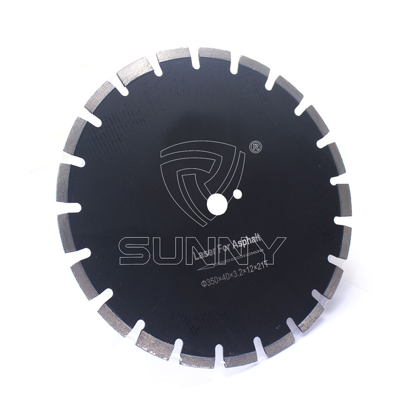 High-Quality Laser Type 14″ Asphalt Blade For Circular Saw