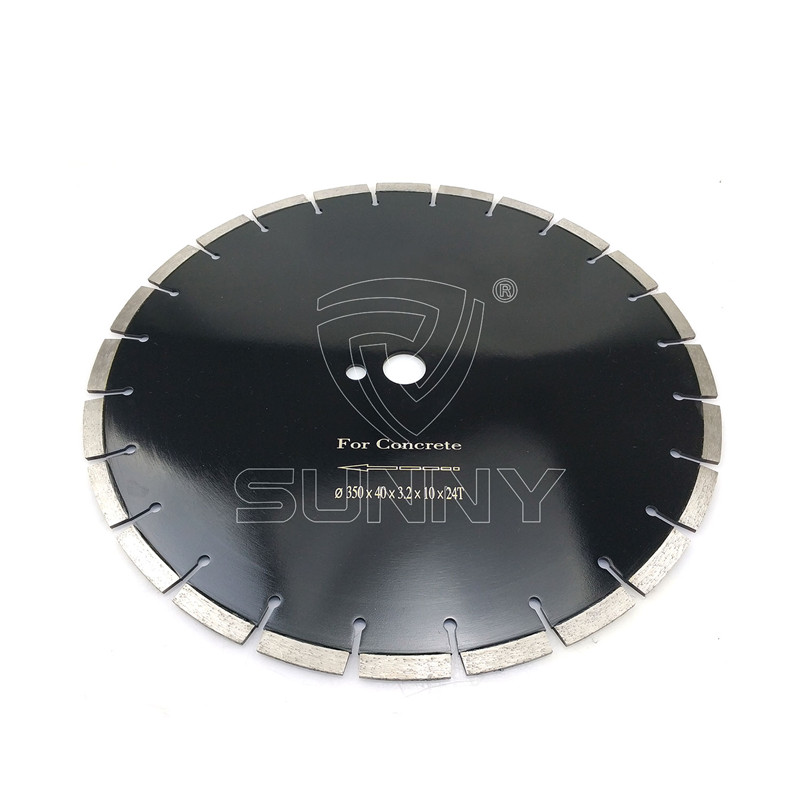 Factory Free sample 14 Inch Diamond Concrete Saw Blade -