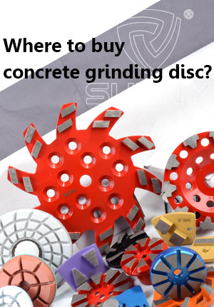 Where to buy concrete grinding discs?