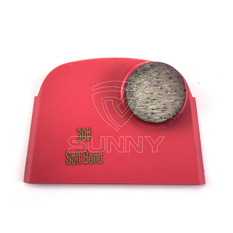 High Performance Concrete Grinding Cup Disc -