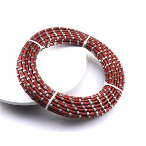 High-Quality Granite Diamond Wire Saw Rope With Competitive Price