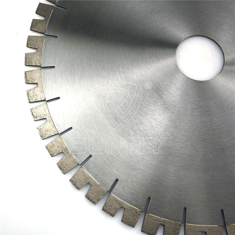 Special Design for Cutting Through Concrete Floor -