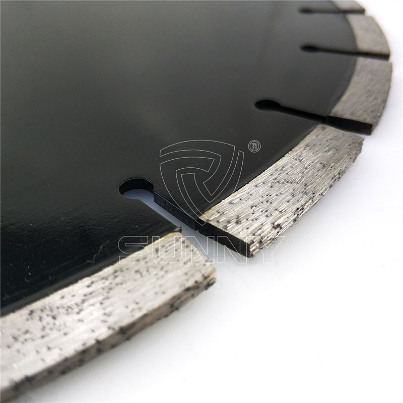 14-Inch 350mm Diamond Concrete Cutting Blade For Circular Saw