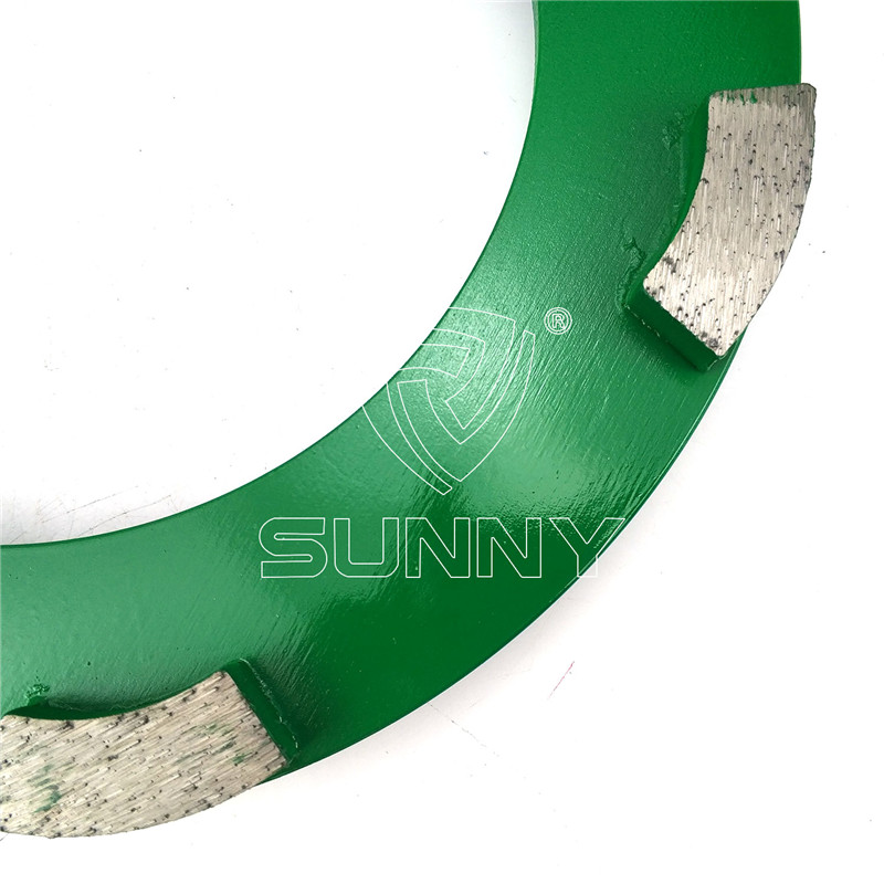 Good User Reputation for Terrazzo Floor Polishing Pads -