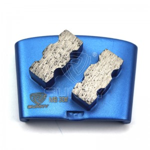 China Abrasive HTC Diamond Grinding Disc For Concrete Terrazzo Floors
