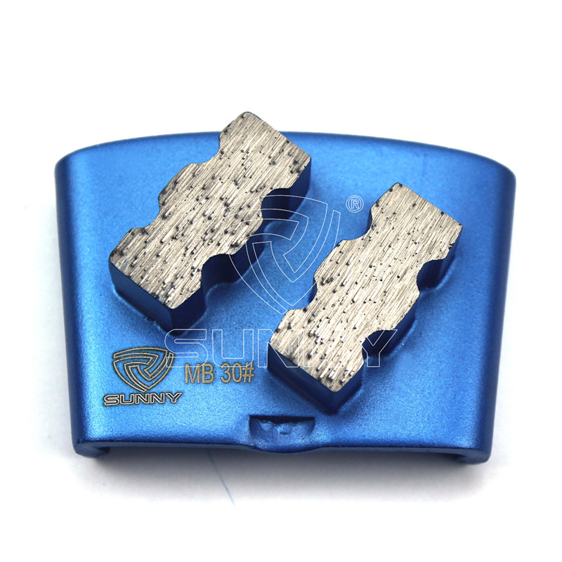 China Abrasive HTC Diamond Grinding Disc For Concrete Terrazzo Floors Featured Image