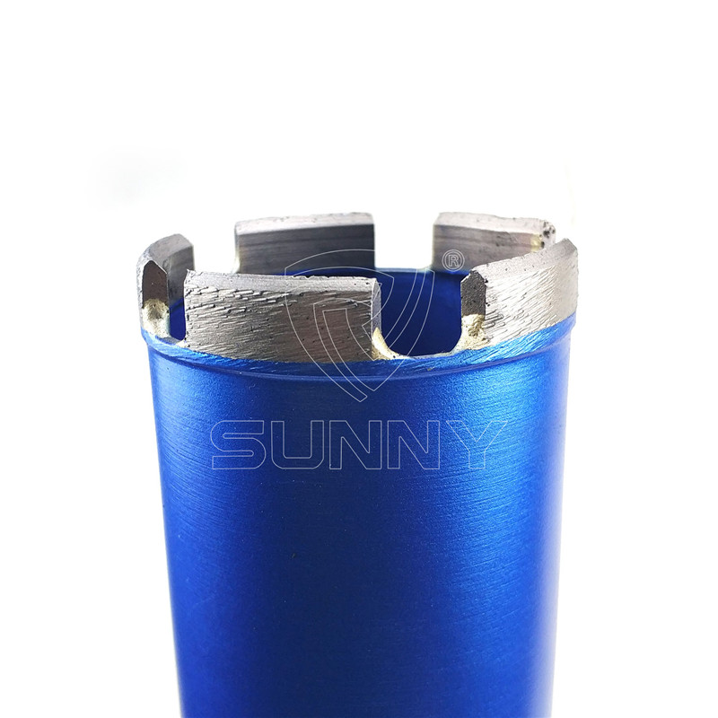 60mm Diamond Core Drill Bit For Drilling Concrete