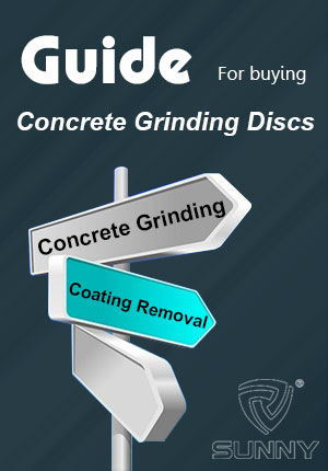 The guide for new buyers when buying concrete grinding discs