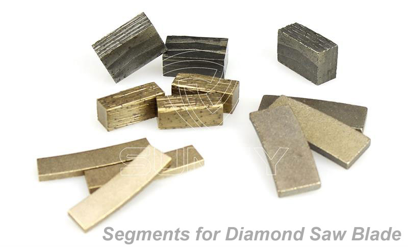 diamond segments for diamond saw blade