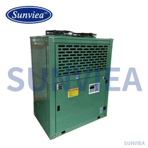 2017 wholesale price Green Heat Pump - Solar photovoltaic chiller – Sunvi
