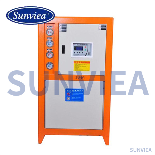 Discount Price Mini Screw Air Compressor - Concrete mixing chiller – Sunvi