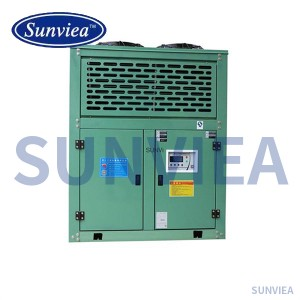 China Cheap price Fan Cooling Chiller - Industrial oil cooler – Sunvi