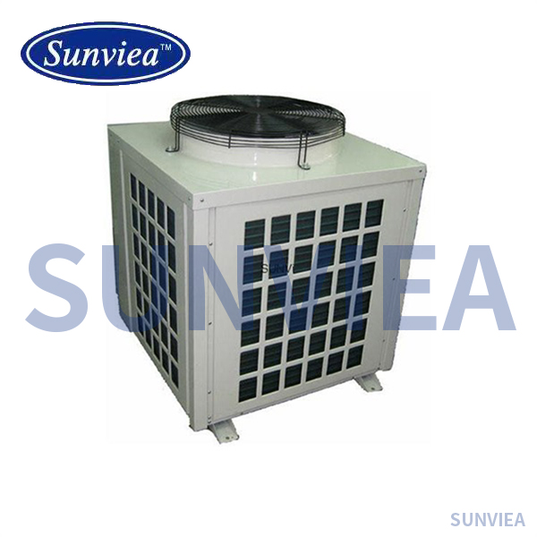 High reputation Water Cooling System For Water Tank - Swimming pool heat pump unit – Sunvi