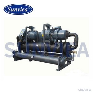 Factory directly Water Cooled Screw Style Chiller - Food grade chiller – Sunvi