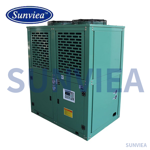 2017 High quality Fan Cooling Water Chiller - Seafood and aquaculture unit – Sunvi