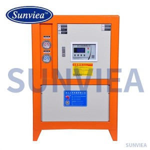 Factory selling Air Source Heat Pump Inverter - Plastic plastic water chiller – Sunvi