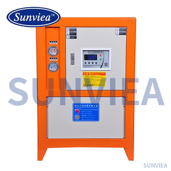Good quality Air Cooled Water Chiller Machine - Water cooler for calendering film – Sunvi