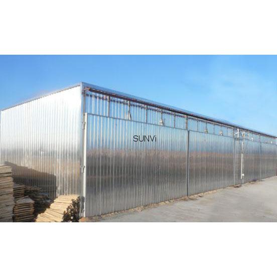 OEM Manufacturer Water-Cooled Indirect Cooling - Tobacco drying – Sunvi