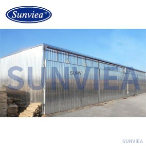 Renewable Design for Swimming Pool Water Heating Pump - Industrial drying – Sunvi