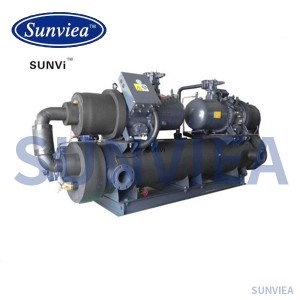 Factory Price Heat Pump Air Water - Special Unit for Aluminum Oxidation – Sunvi