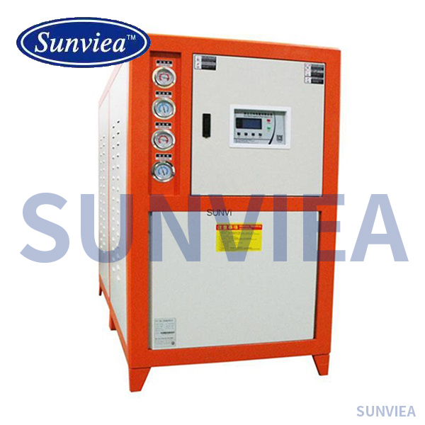 professional factory for Heat Pump Water Heater For Central Heating - Water cooler – Sunvi
