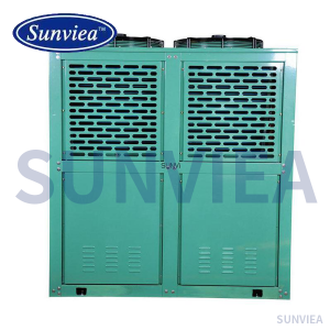OEM Manufacturer Industrial Scroll Type Chiller - Air cooler – Sunvi